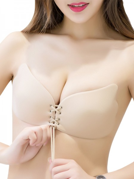 Silicone 3/4 Cup Olkaimeton party Bra